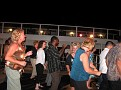 More dancing on the deck