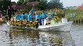 053 Nr 19. Music boat, with. Orkest Animatie