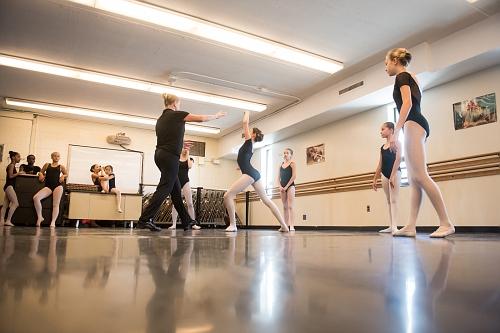 Brighton Ballet Practice DG-100