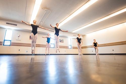 Brighton Ballet Practice DG-122