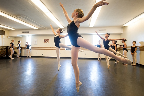 Brighton Ballet Practice DG-137