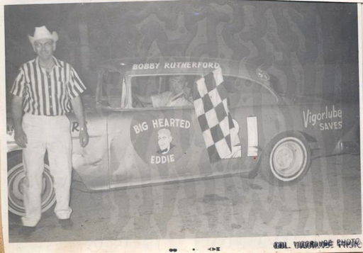Bobby Rutherford 19