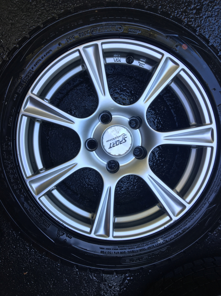 E46 Fs E46 Winter Wheels Tires 325 Stamford Ct