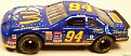 1997 Bill Elliott Mac Tonite Matchbox