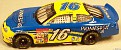 1998 Ted Musgrave Hot Wheels