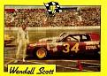 1991 K & M Sports Legends Wendell Scott #WS22 (1)