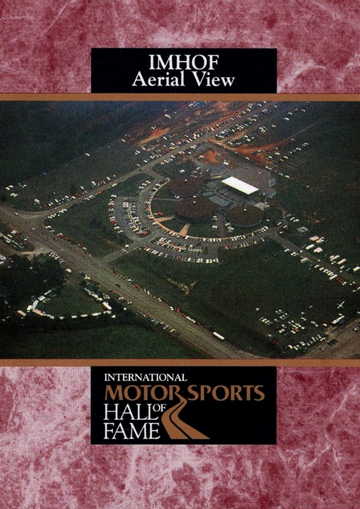 1992 Maxx International Motorsports Hall of Fame #02 (1)