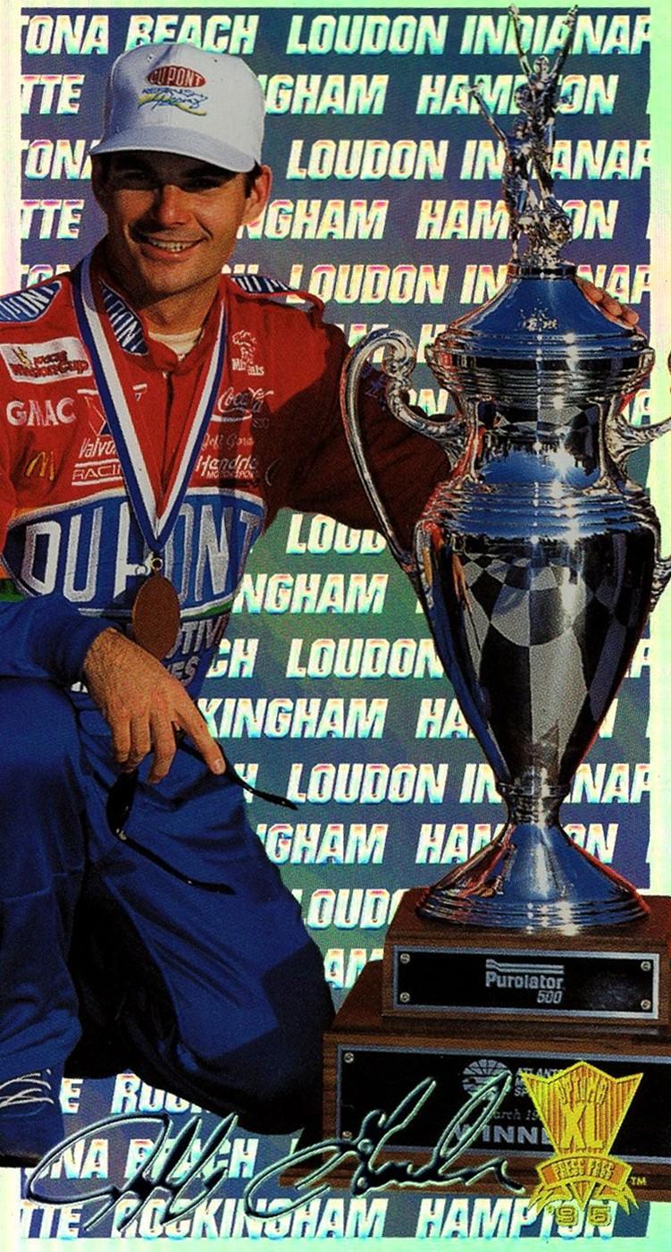 1995 Optima XL Jeff Gordon #JGXL1 (1)