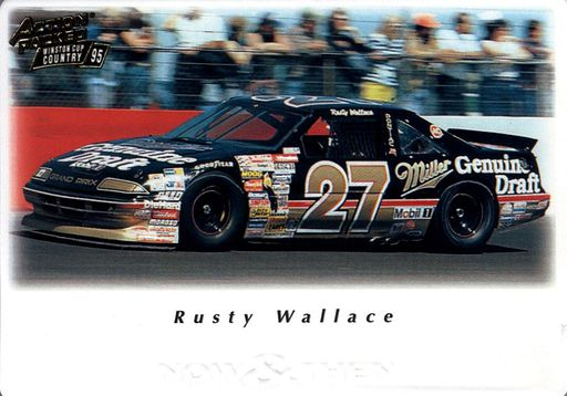 1995 Action Packed Winston Cup Country #042 (1)