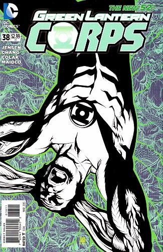 Green Lantern Corps v3 #038