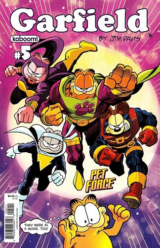 Garfield #05