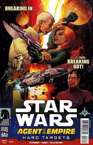 Agent of the Empire Hard Targets #3