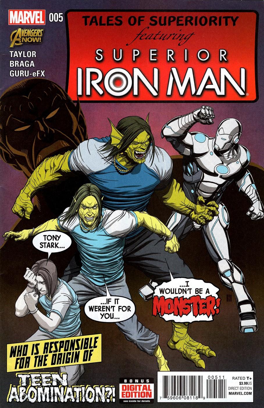 Superior Iron Man #05