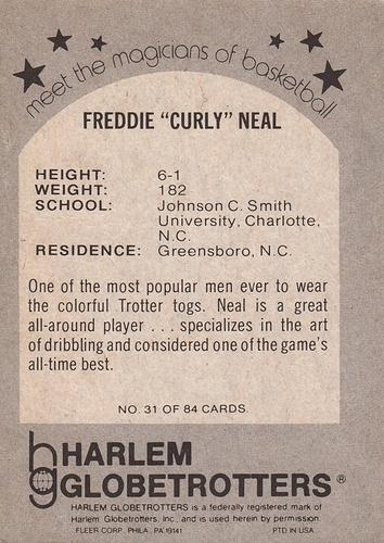 1971-72 Fleer #31 (2)
