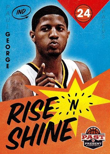 2012-13 Past & Present Rise 'N Shine #035 (1)