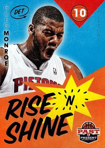 2012-13 Past & Present Rise 'N Shine #059 (1)