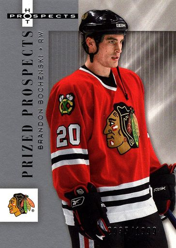 2005-06 Hot Prospects #153 (1)