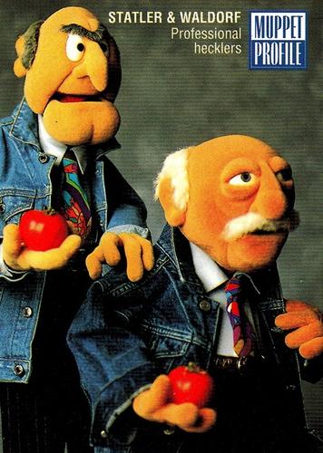 1993 Cardz Muppets #34 (1)
