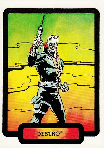 1987 Comic Images GI Joe #02 (1)