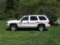 DE - New Castle County Police 2002 Dodge