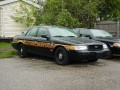 WI- Jefferson County Sheriff 2006 Ford
