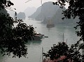 I am off the Junk for an hour and Viewing Halong Bay from a cave island.  Now I am going into the cave to explore!!!  Bye!!!  More to come!!!  Peace!!!  Gary