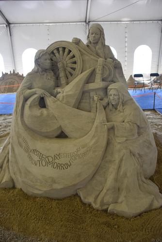 Sand Sculptures 2015 110