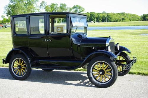 photo 1926 ford model t four door sedan c 1908 to 1927