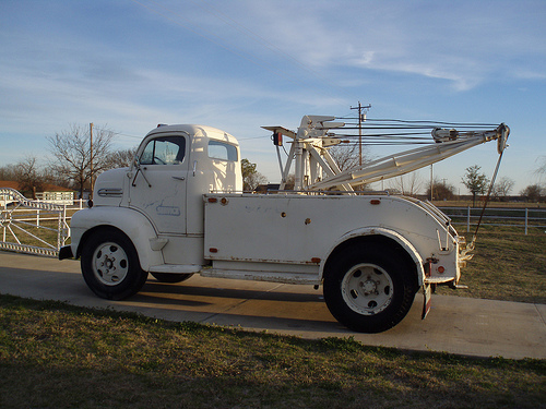 1951 ford coe tow - photo #7