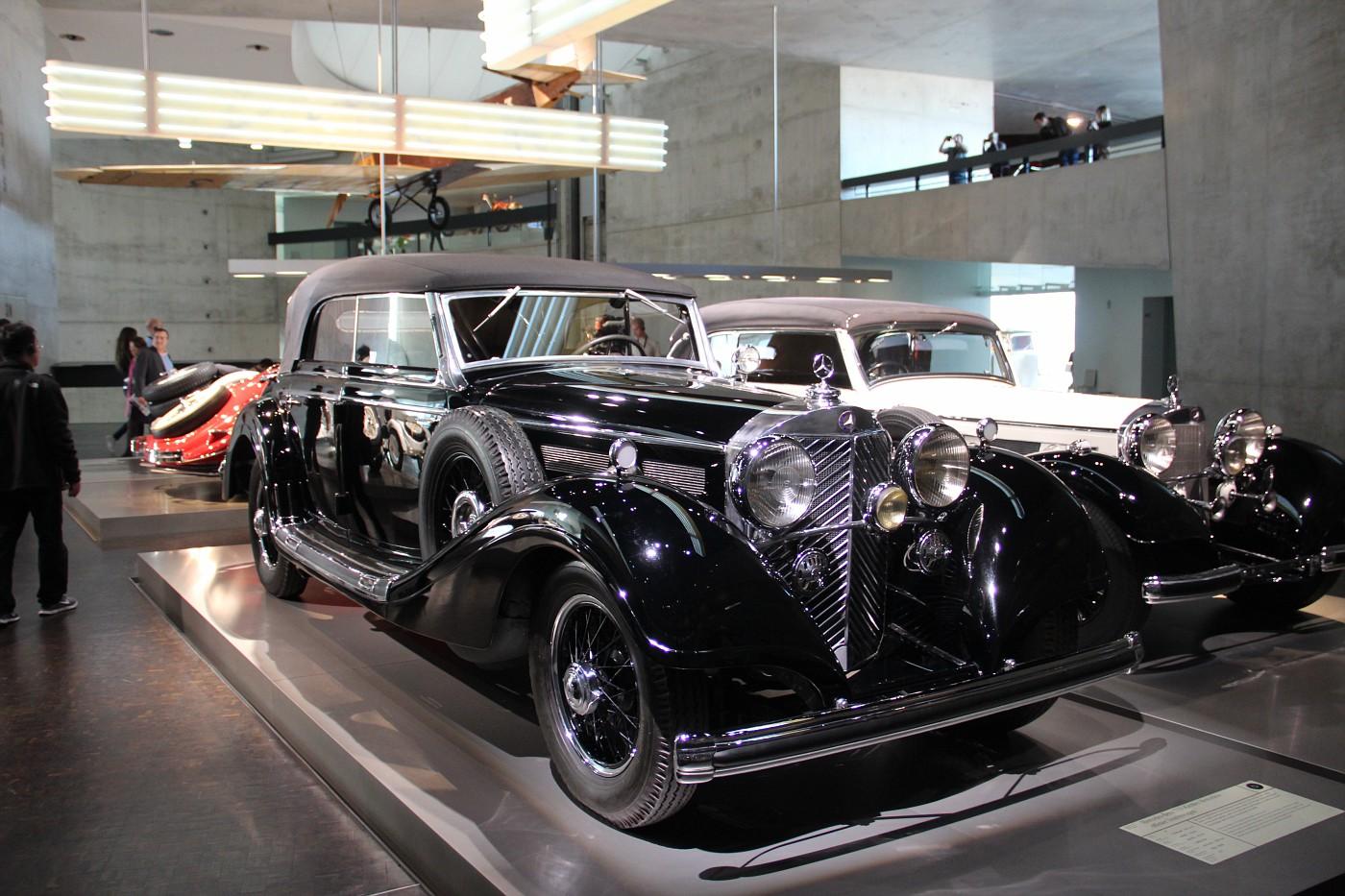 Mercedes-Benz 770 Offener Tourenwagen