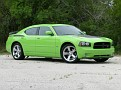 COLORS- DODGE 2007 CHARGER DAYTONA Sublime Green
