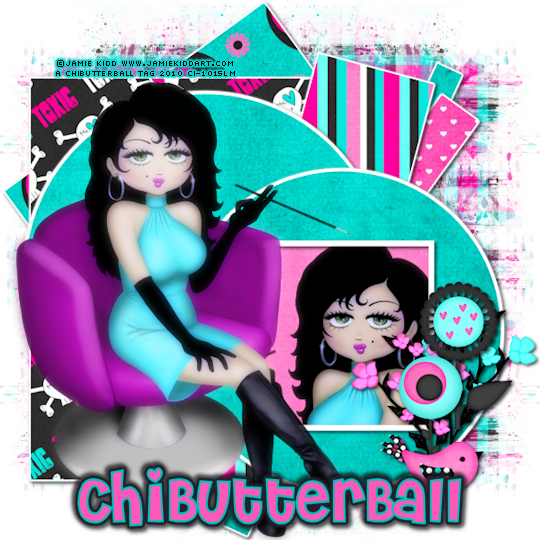 Candyland ChiButterBall-MC