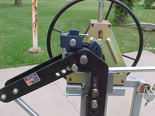 Homemade Tubing Bender Using Harbor Freight Tubing Roller
