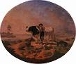 Evening on the Sacramento River [1868]