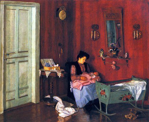 Nursery Corner [c.1910]