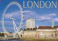UK - London Eye (World's Tallest Observation Wheel)