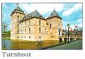 BRABANT WALLON - Turnhout Castle