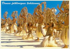French Polynesia - Folkloric ND
