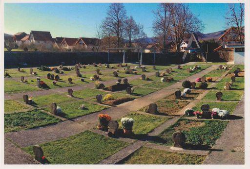 Spain - Burguete Cemetery