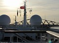 Mast - Queen Mary 2