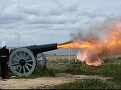 wystrzał; firing  made by JP