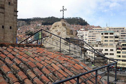 Dach kościoła franciszkanów