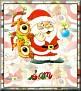 Santa with friendsTaSam