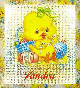 Easter BridSandra