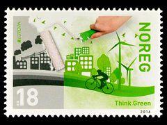 Tenk Grønt - Think Green