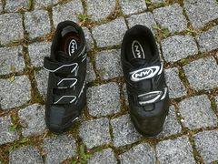 Sch.... zwei linke Schuhe! :-(