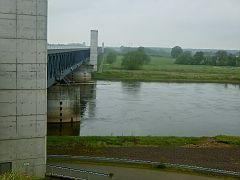 Wasserstraßenkreuz Magdeburg