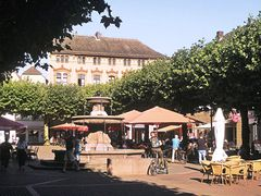 Marktbrunnen Holzminden