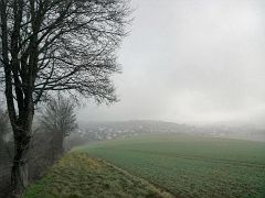 Das Dorf im Nebel