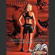 Jessi Stensland trusts Maxxis